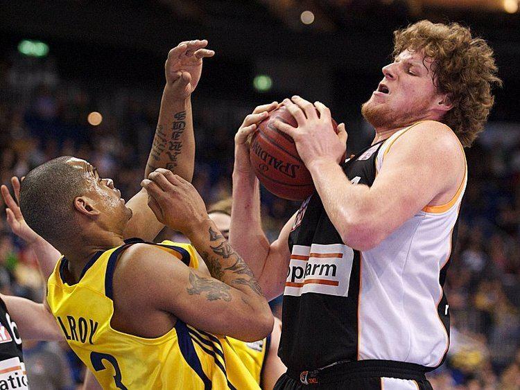 John Bryant (basketball) Bundesliga wrap DoubleOT thriller in Munich Ulm players