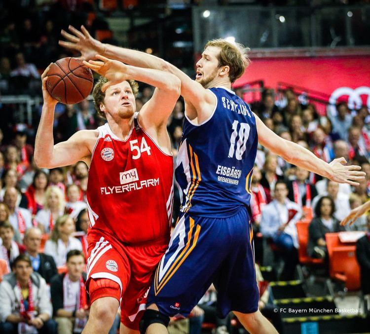 John Bryant (basketball) John Bryant talks about his life in Munich BBL Profis