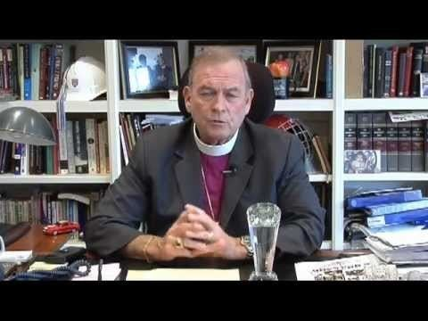 John Bryson Chane The Rt Rev John Bryson Chane Episcopal Bishop of Washington YouTube