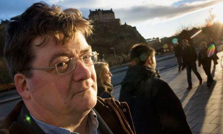 John Burnside John Burnside wins most controversial TS Eliot prize in