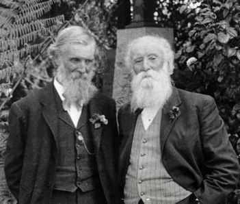 John Burroughs John Burroughs Influential People in John Muir39s Life