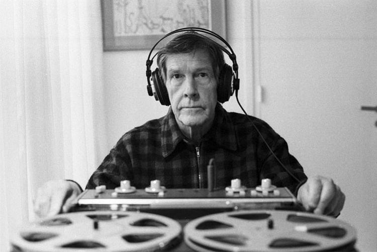 John Cage JOHN CAGE HAPPY BIRTHDAY HAPPY SILENCE DressLab