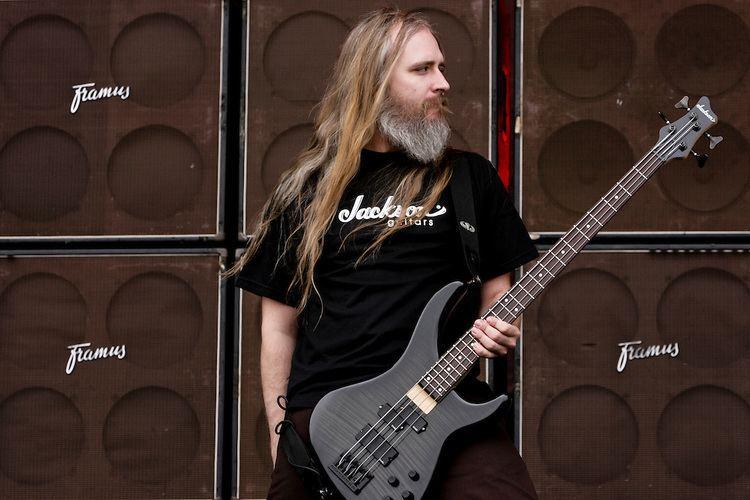 John Campbell (bassist) Lamb of God Bass Player John Campbell Frazer Waller