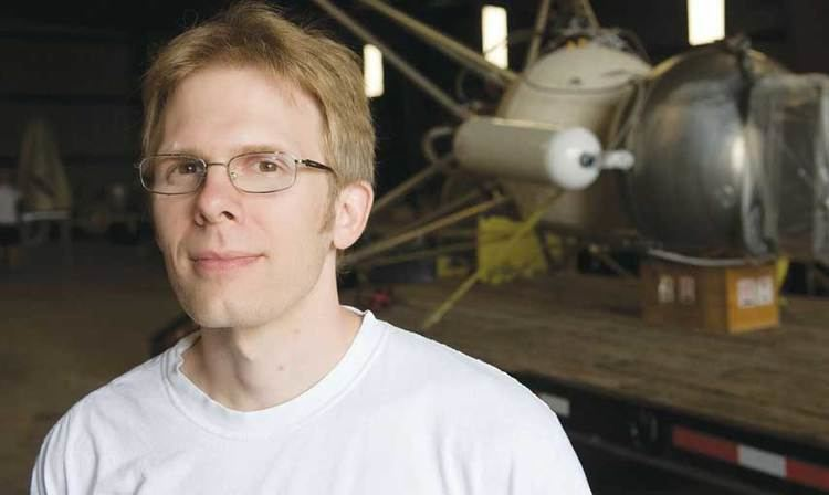 John Carmack Carmack left id after Zenimax turned down VR proposal VG247
