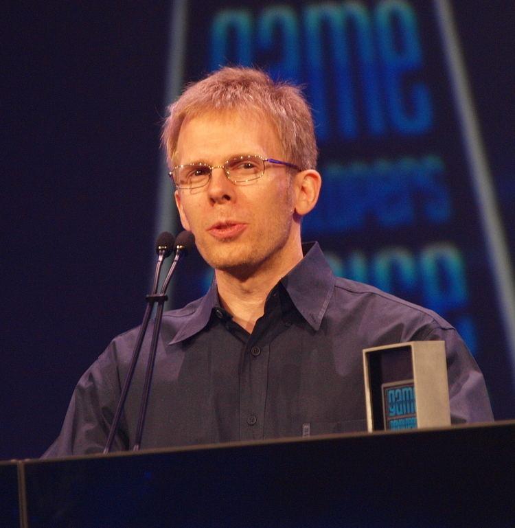 John Carmack John Carmack Wikipedia the free encyclopedia