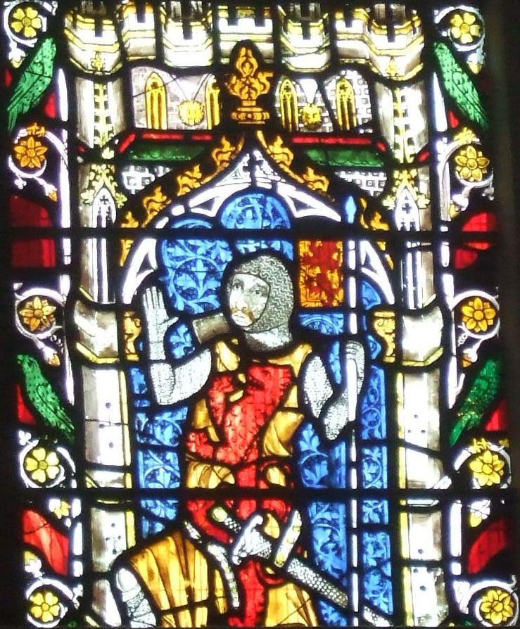 John Charleton, 1st Baron Cherleton