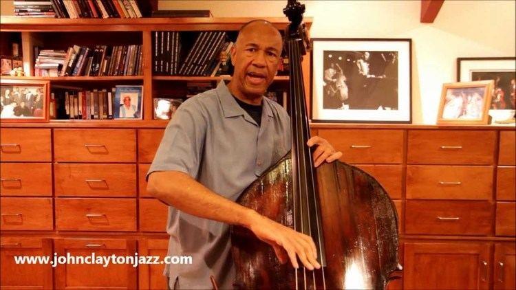 John Clayton (bassist) John Clayton39s Bass Tips 6 Getting a Good Sound YouTube