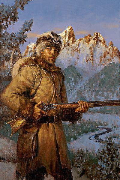 John Colter The First Mountain Man True West Magazine