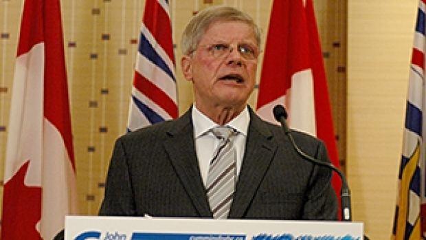 John Cummins (Canadian politician) John Cummins says missing murdered women 39put themselves