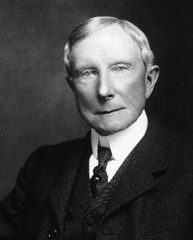 John D. Rockefeller John D Rockefeller Biography Facts Death Britannicacom