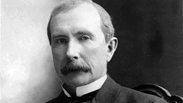 John D Rockefeller John D Rockefeller