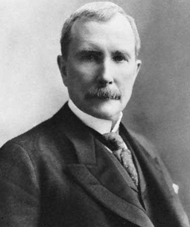 John D. Rockefeller John D Rockefeller American industrialist Britannicacom