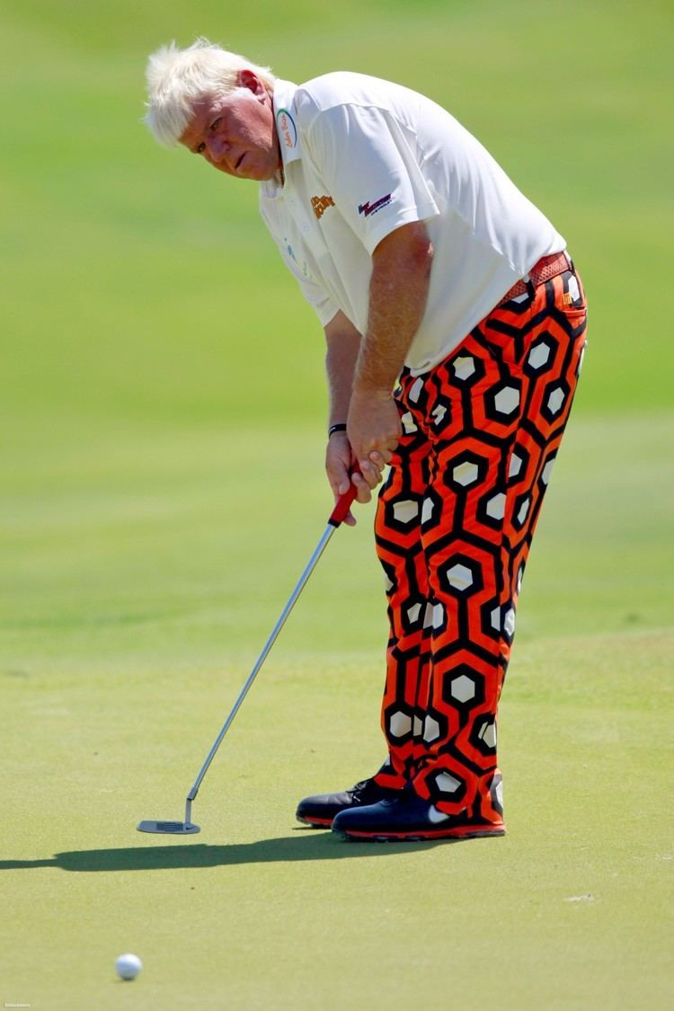 John Daly (golfer) Daly not done with PGA Championship surprises Online Athens