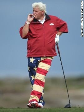 John Daly (golfer) John Daly seeks help after sinking to new PGA Tour low