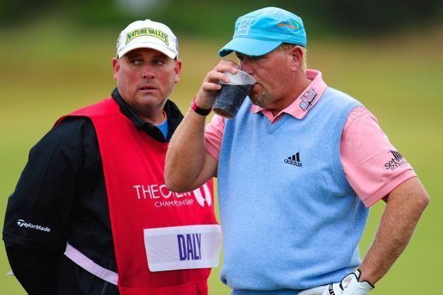John Daly (golfer) Golfer John Daly Has Legendary Thirst for Diet Coke Cut