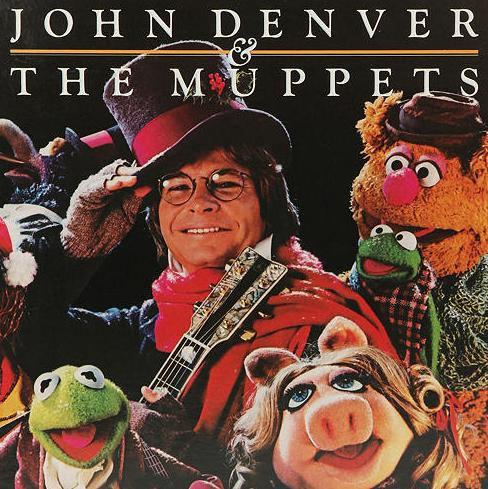 John Denver Coat Muppets Christmas.John Denver And The Muppets A Christmas Together