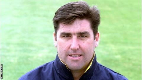 John Derrick (cricketer) John Derrick ExGlamorgan player and coach recovering after surgery