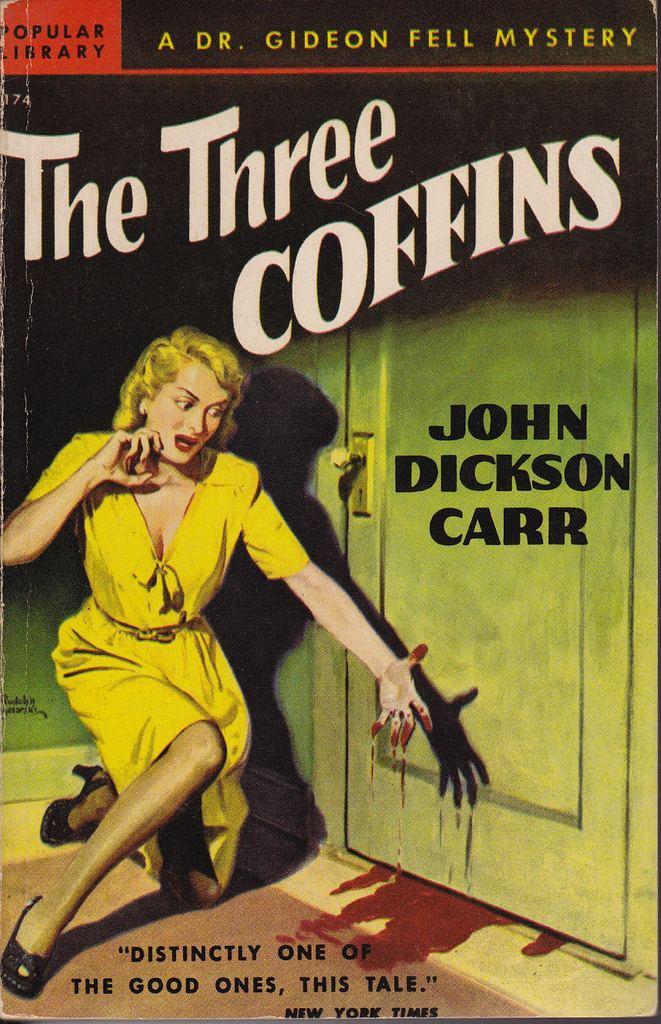 John Dickson Carr John Dickson Carr Top Five Gideon Fell In Search of
