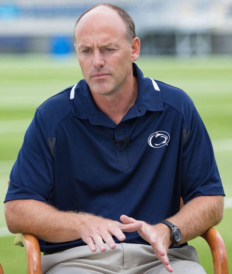 John Donovan (American football) John Donovan had to go because Penn State football needs change