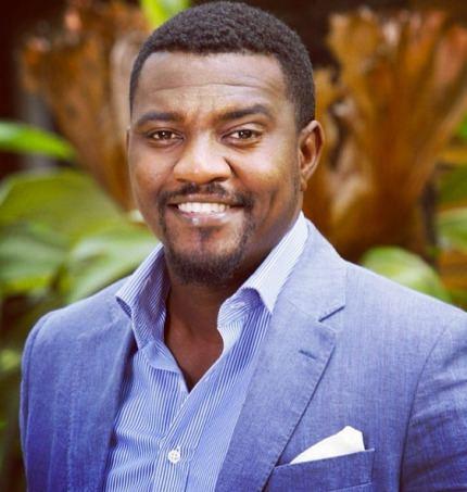 John Dumelo Actor John Dumelo HUMBLY Congratulates Nana Addo For Winning