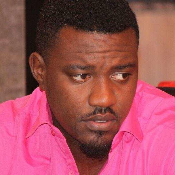 John Dumelo John Dumelo Ghanaian actor involved in car accident on 31st