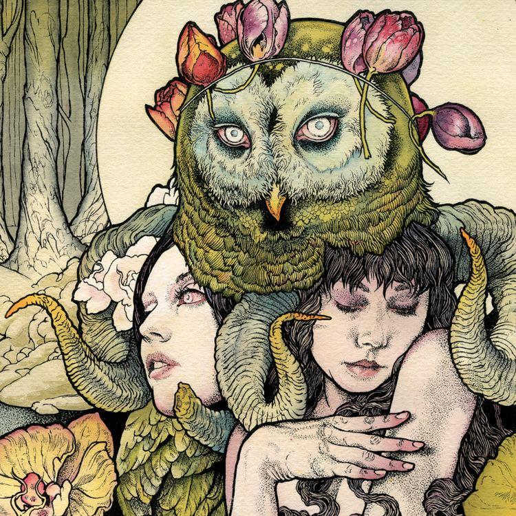 John Dyer Baizley A Perfect Monster Official art blog of John Dyer Baizley