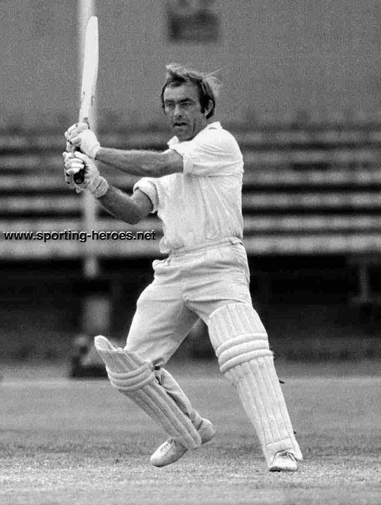 John Edrich (Cricketer)