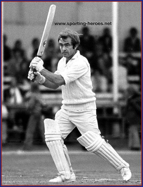 John Edrich Test Record v Australia England