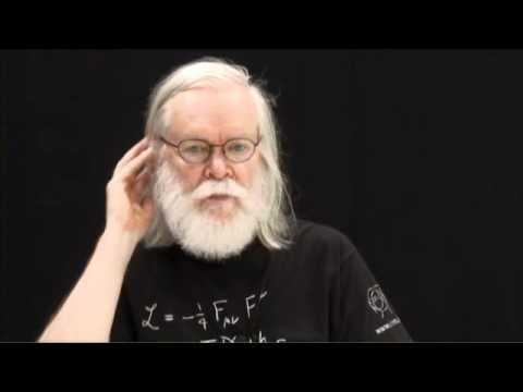 John Ellis (physicist) What is the Higgs boson John Ellis theoretical physicist