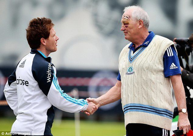 Cricket gave me cancer says England legend John Emburey after
