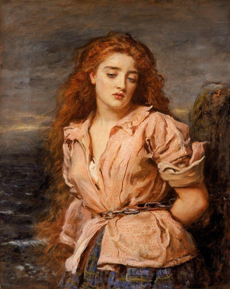John Everett Millais John Everett Millais Wikipedia the free encyclopedia