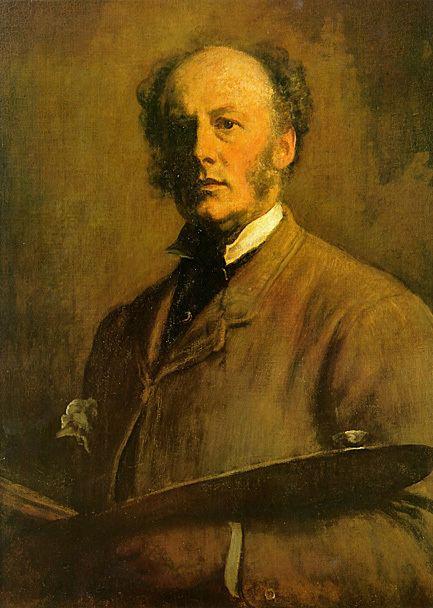 John Everett Millais hoochercomJohnEverettMillaisselfportraitjpg