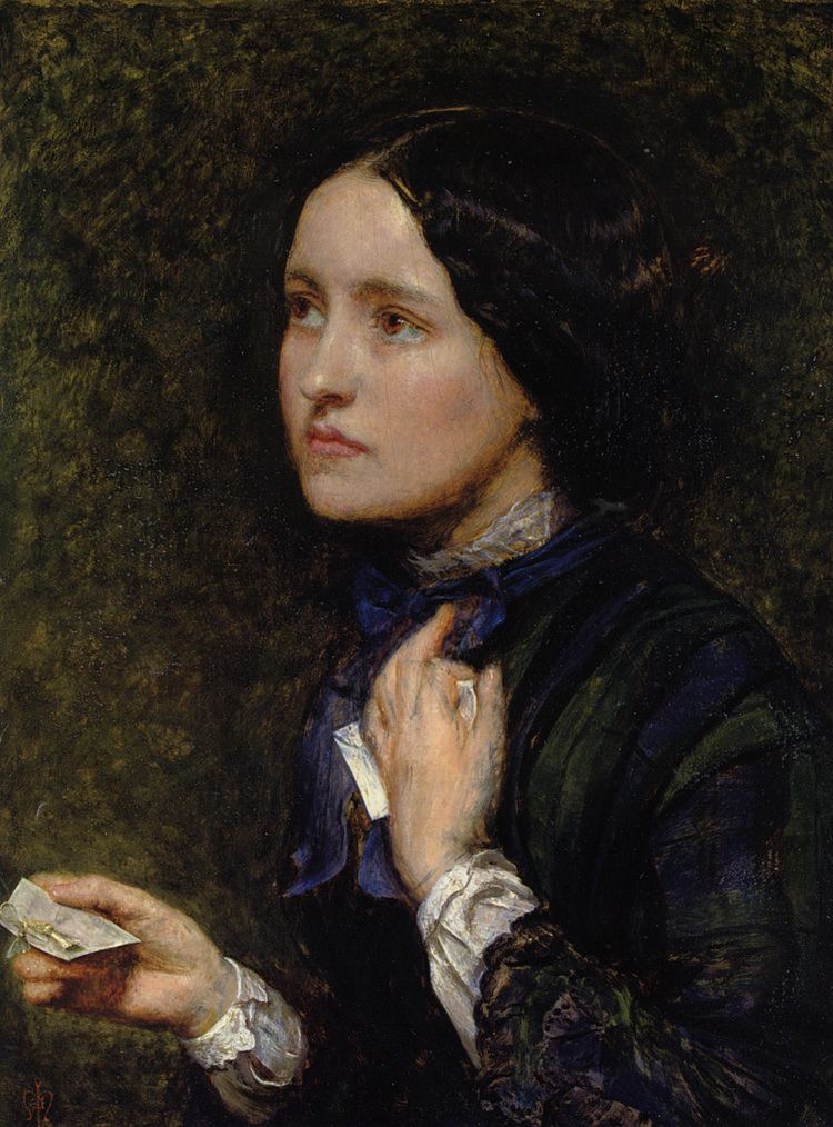 John Everett Millais 2876jpg