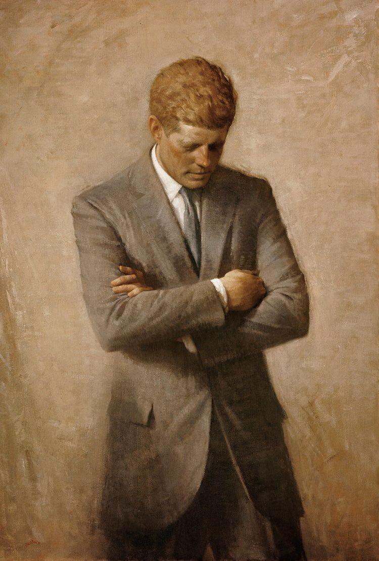 John F. Kennedy FileJohn F Kennedy Official Portraitjpg Wikipedia