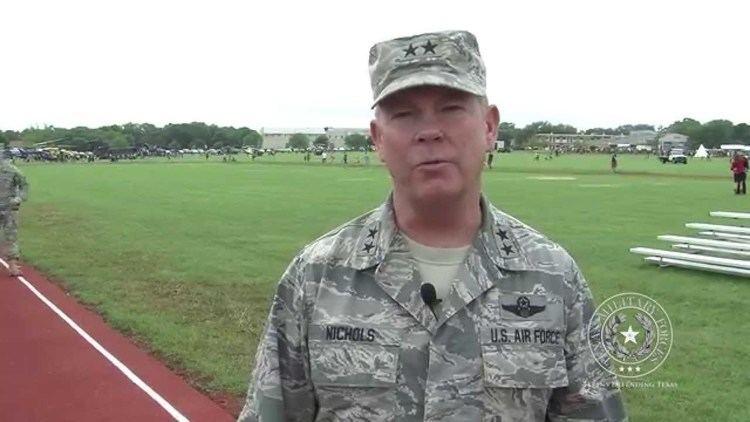 John F. Nichols Major General John F Nichols YouTube