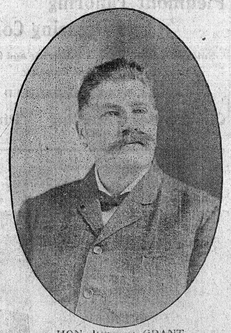 John Gaston Grant