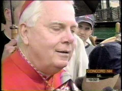 John Geoghan June 1998 Phil Saviano Boston Pedophile Priest John Geoghan is