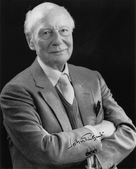 John Gielgud Sir John Gielgud Autograph