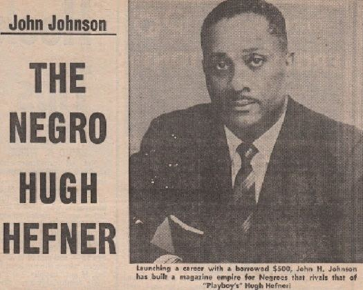 John H. Johnson Black History Month Day 16 The Man Who Told Our Story Travelbox