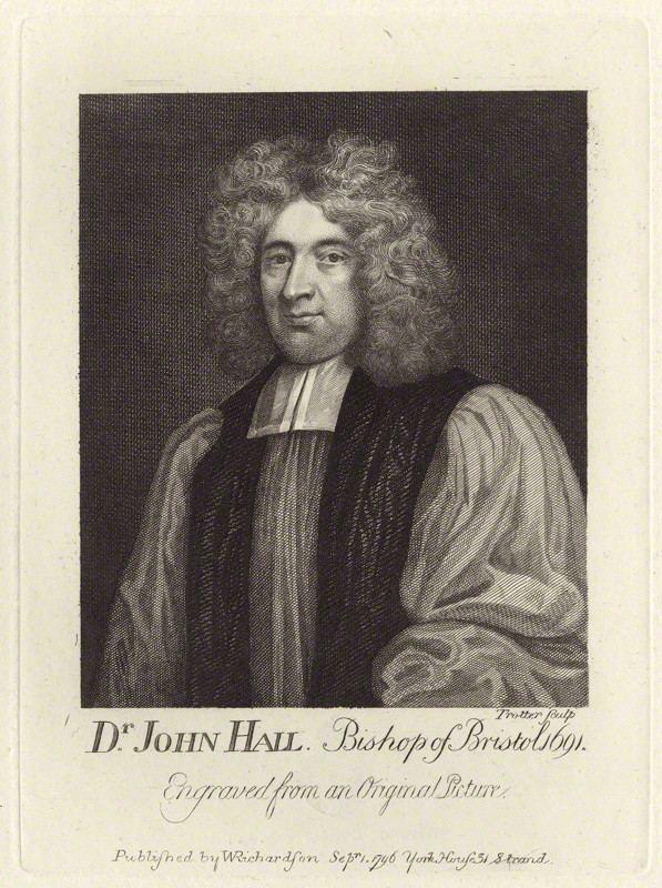 John Hall (bishop)