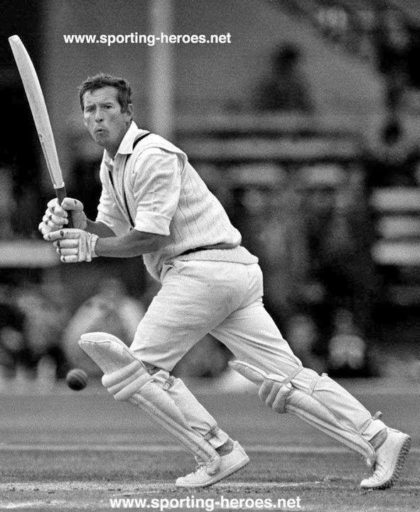 John Hampshire (Cricketer)