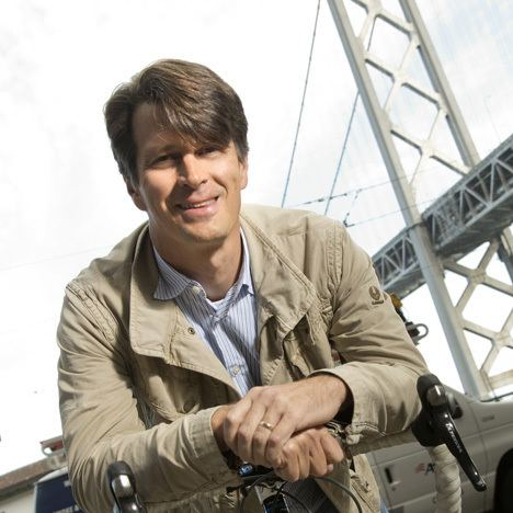 John Hanke Interview with John Hanke of Google Maps on augmented reality