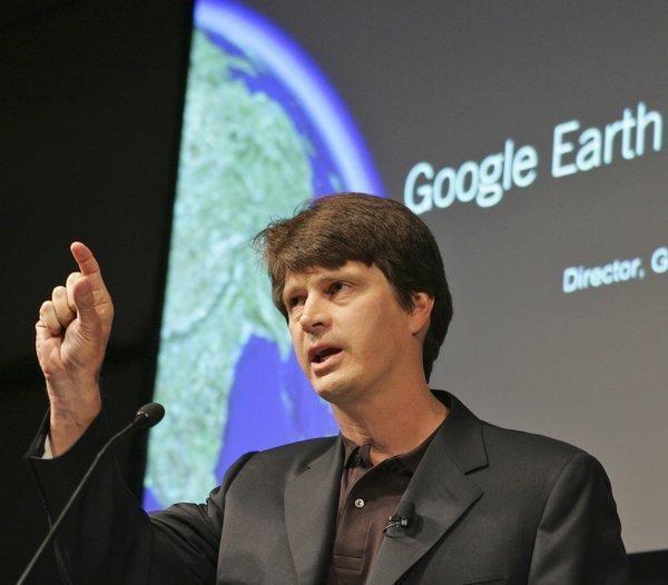 John Hanke Explore the world39s limits via Google39s John Hanke latimes