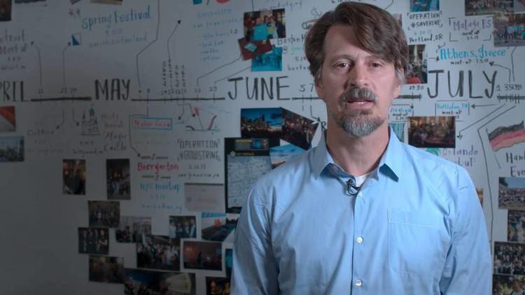 John Hanke Acceptance Speech John Hanke YouTube