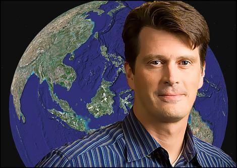 John Hanke A Few Words from Google Earth founder John Hanke on Sylvia