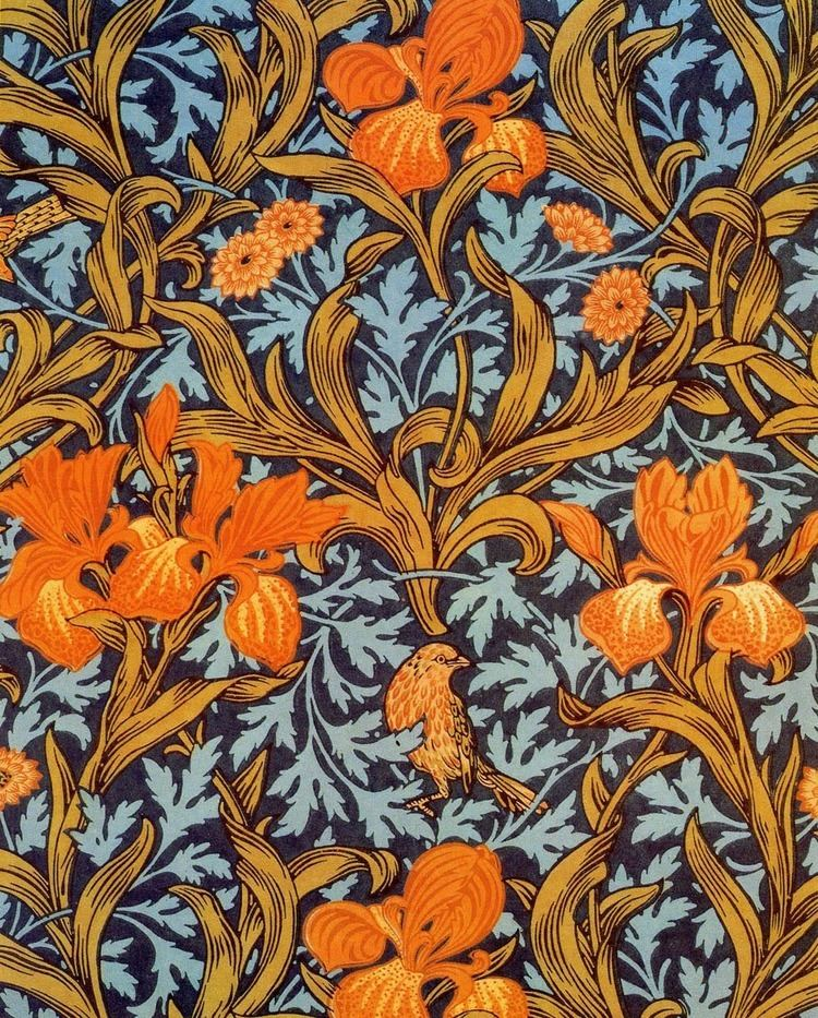 John Henry Dearle Inspirational William Morris and John Henry Dearle