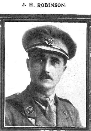 John Henry Robinson John Henry Robinson