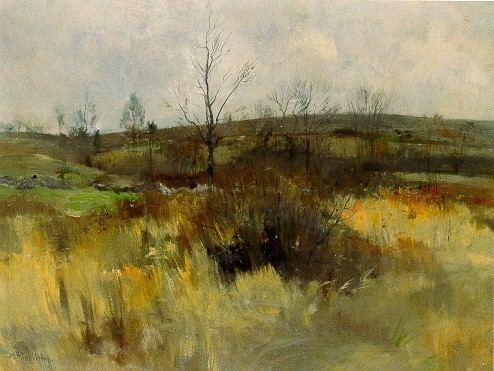 John Henry Twachtman Landscape by John Henry Twachtman ArtinthePicturecom