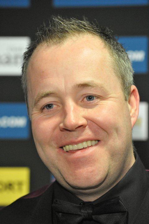 John Higgins (snooker player) John Higgins