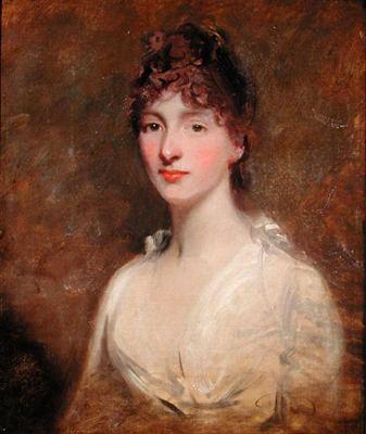 John Hoppner Philip Mould Historical Portraits Lady Lifford John